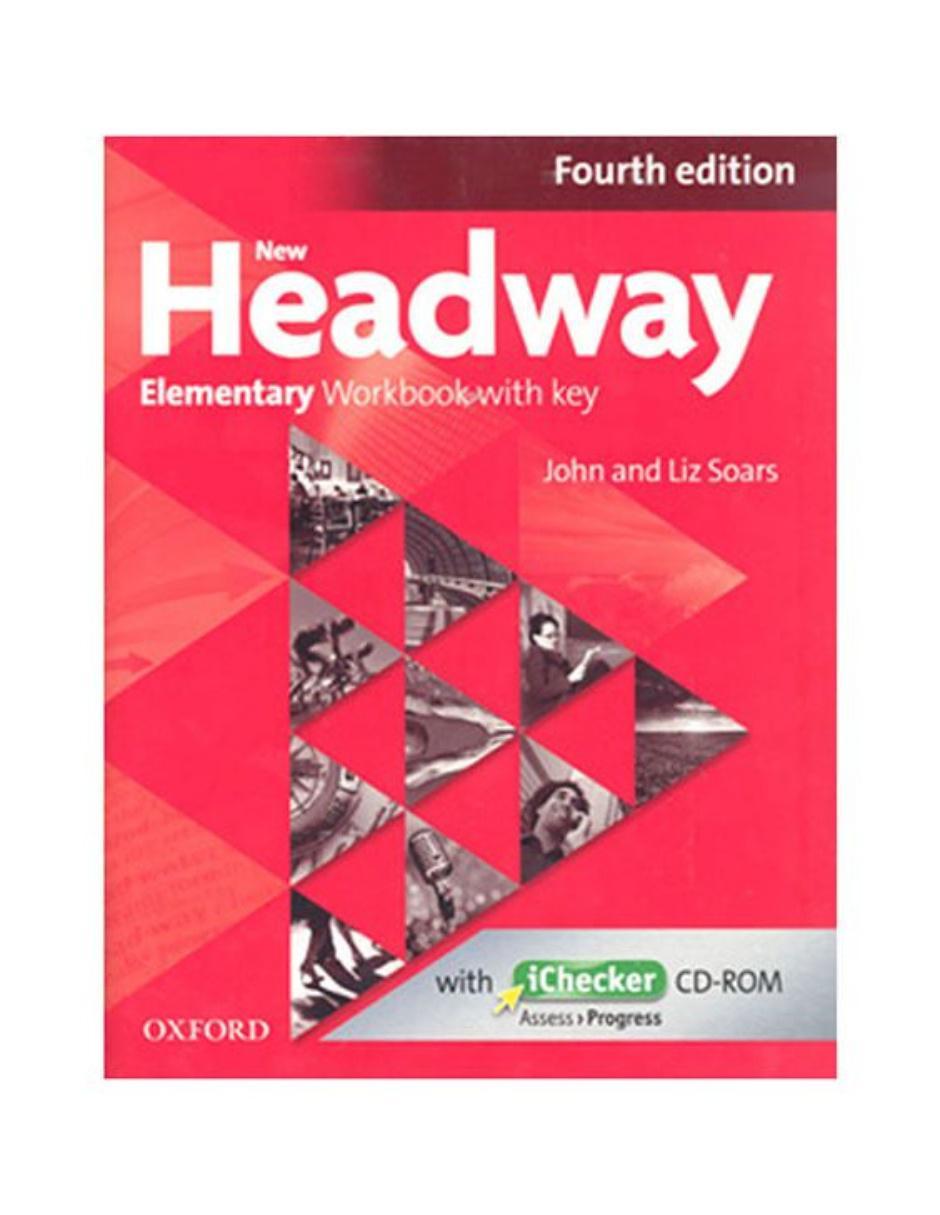new headway elementary workbook pdf